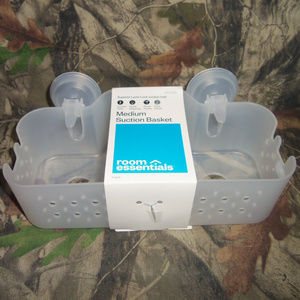 Rectangle Basket with Power Lock Lever Suction